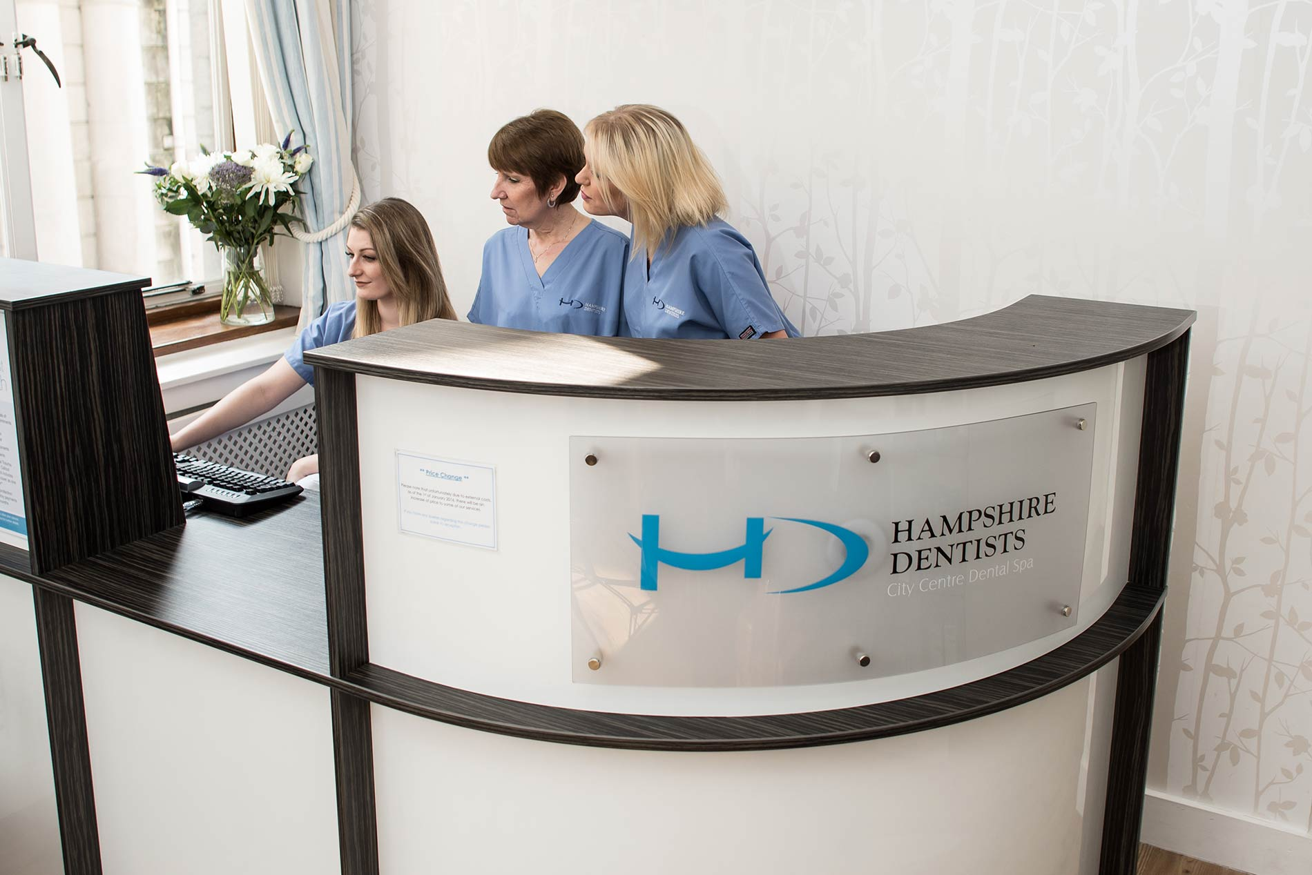 Hampshire Dentists Surgery