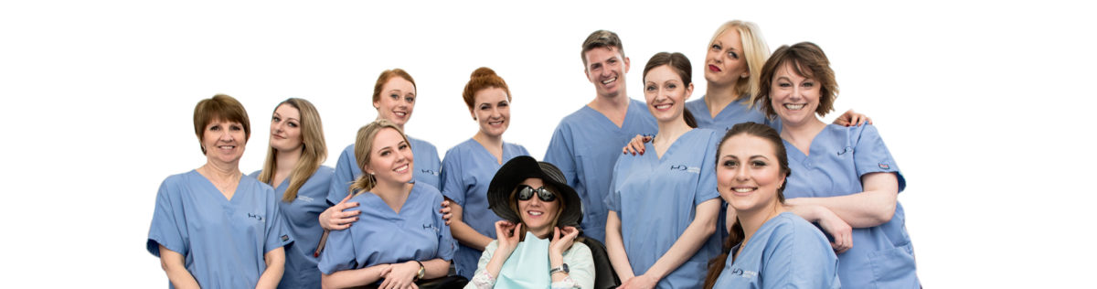 Hampshire Dentist Team